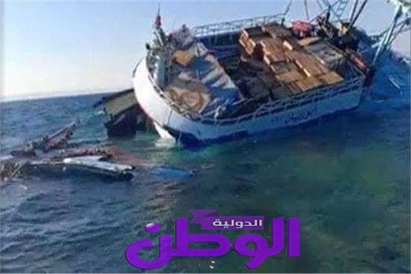 مساعدات عاجلة لأسر ضحايا غرق مركب بحيرة مريوط